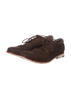 Туфли коричневые | 5419473