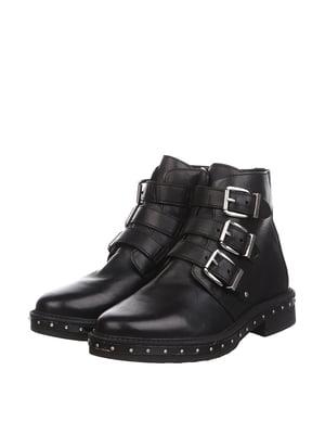 Ботинки черные | 5419496