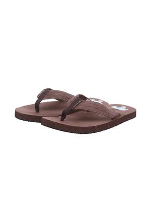 В'єтнамки коричневі | 5419498
