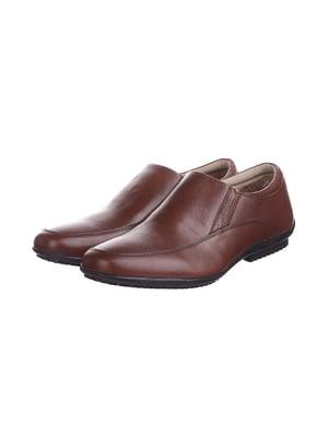 Туфли коричневые | 5419507