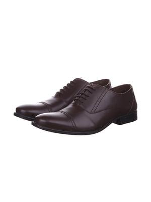 Туфли коричневые | 5419509