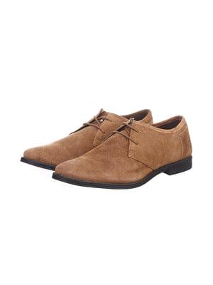 Туфли коричневые | 5419510