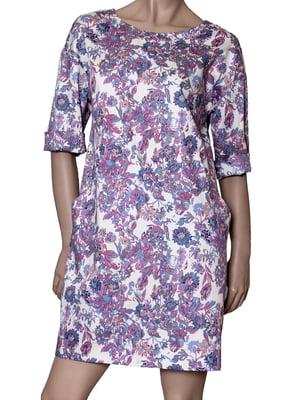 Сукня з принтом | 5367271