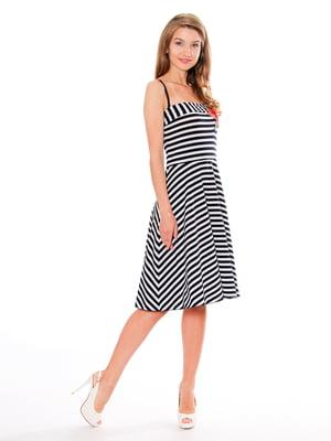 Платье в полоску | 5419538