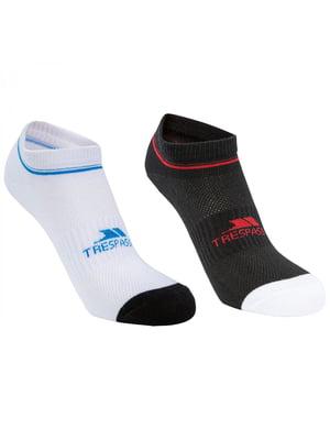 Носки черно-белые   5405232