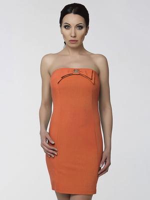 Сарафан помаранчевий | 5419720