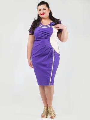 Платье фиолетовое | 5419731