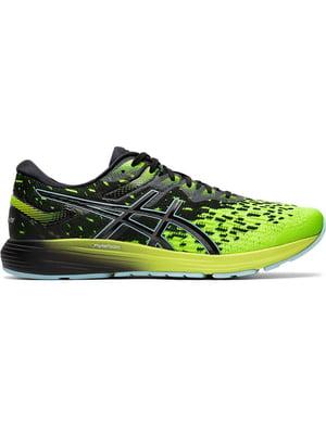 Кросівки чорно-зелені | 5398182