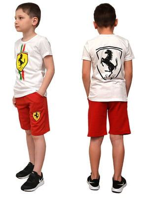 Костюм: футболка и шорты | 5421212