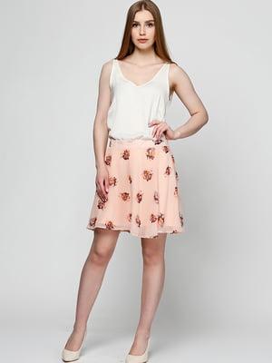 Юбка розовая | 5399382