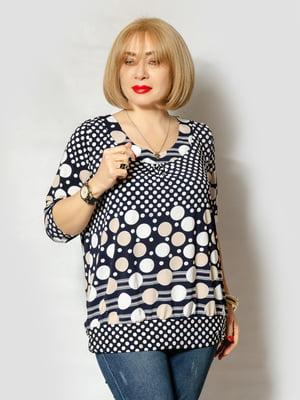 Блуза в принт | 5400884