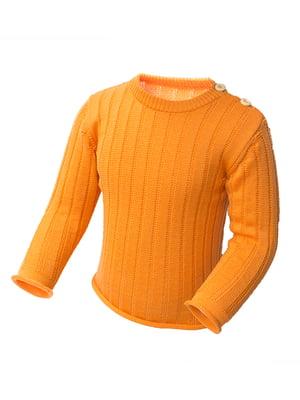 Джемпер помаранчевий | 5421419