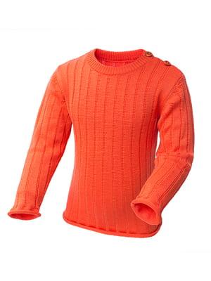 Джемпер коралового кольору | 5421420