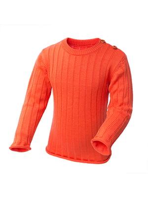 Джемпер коралового кольору | 5421426