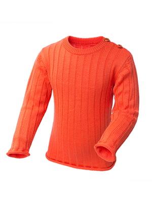 Джемпер коралового кольору | 5421432