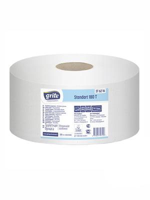 Туалетний папір Standart 2-х шарова (571 відрив) | 5407313