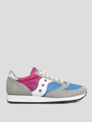 Кросівки триколірні | 5398312