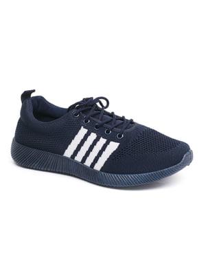 Кроссовки синие | 5421362