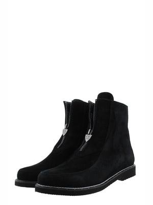 Ботинки черные | 5422781