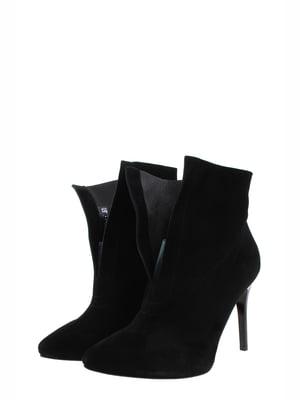 Ботинки черные | 5422783