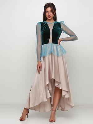 Сукня смарагдового кольору | 5423048