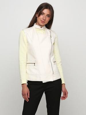 Куртка молочного кольору | 5423051