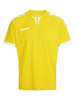 Футболка желтая | 5421622