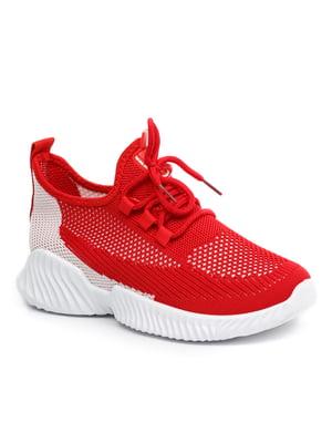 Кросівки червоні   5421371