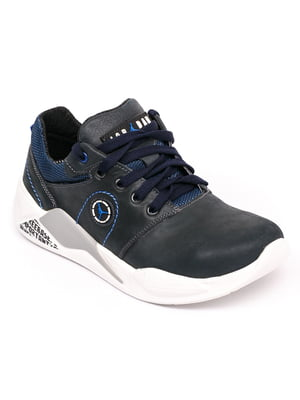 Кросівки синьо-білі | 5422616