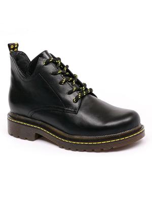 Ботинки черные | 5422622