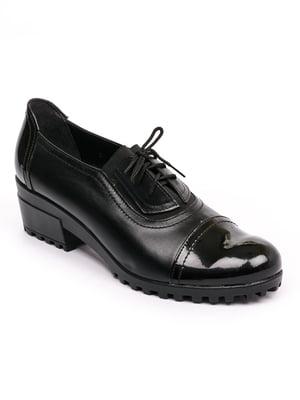 Туфлі чорні | 5422620
