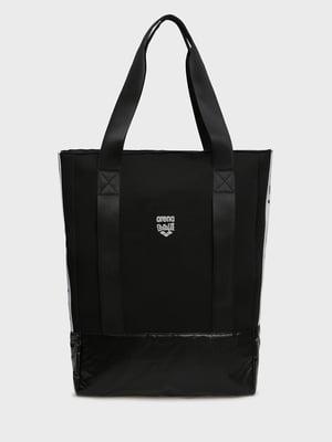 Сумка-рюкзак черная | 5398259