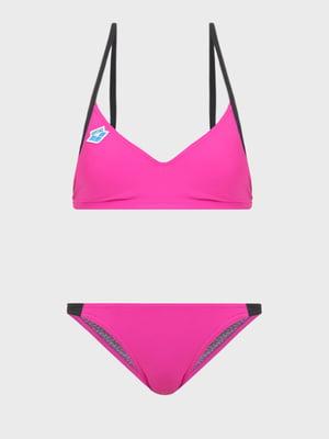 Купальник рожевий | 5398500