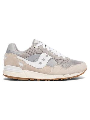 Кросівки сіро-бежеві | 5398316