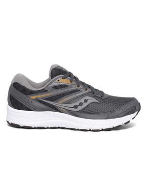 Кросівки сірі | 5398608
