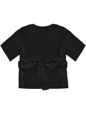 Блуза черная | 5345968