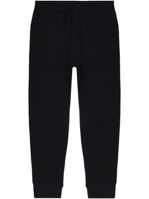 Брюки пижамные черные   5366559