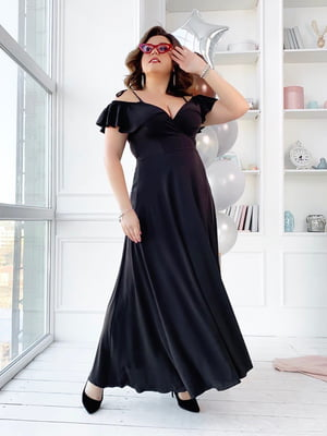 Платье черное | 5423527