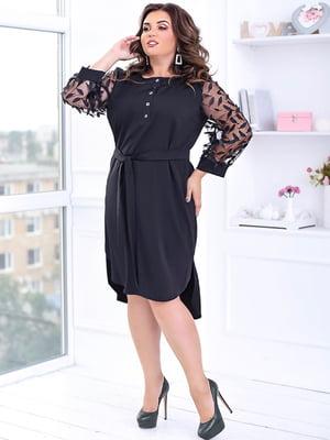 Платье черное | 5423541