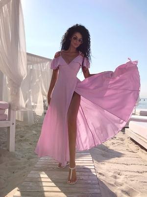 Сукня лавандового кольору   5423552