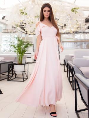 Сукня персикового кольору   5423554