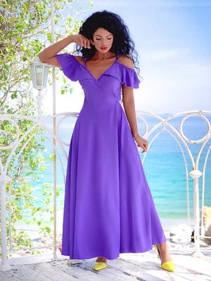 Сукня фіолетова   5423555