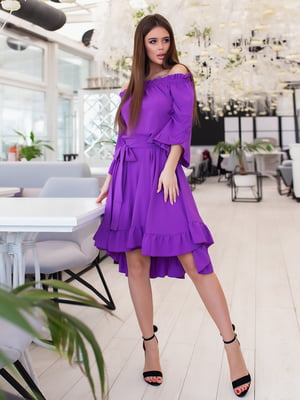 Сукня фіолетова   5423581