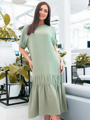 Сукня світло-зелена | 5423672