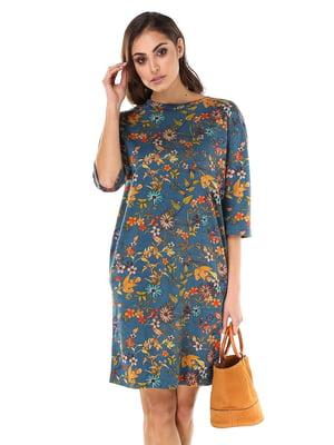 Сукня з принтом | 5424352