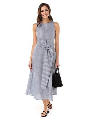 Сукня в смужку   5424361