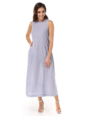 Сукня в смужку | 5424362
