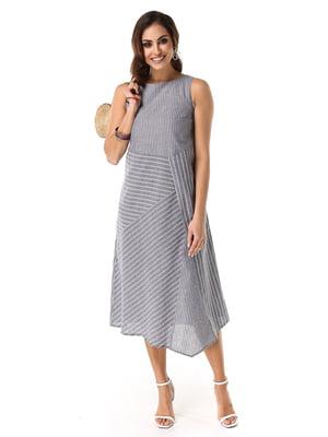 Платье в полоску | 5424364
