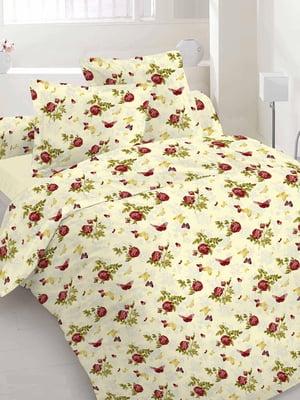Комплект постельного белья (полуторный) | 5423756