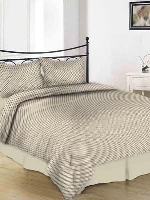 Комплект постельного белья двуспальный (евро) | 5423766